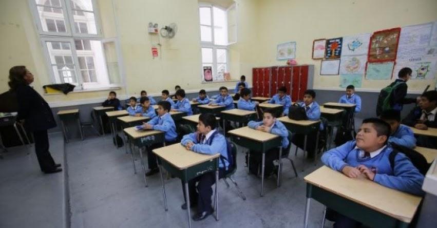 Jueza suprema vota a favor de continuidad del enfoque de género en Currículo Nacional Escolar