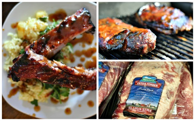 Grilled Jamaican-Style Jerk Ribs