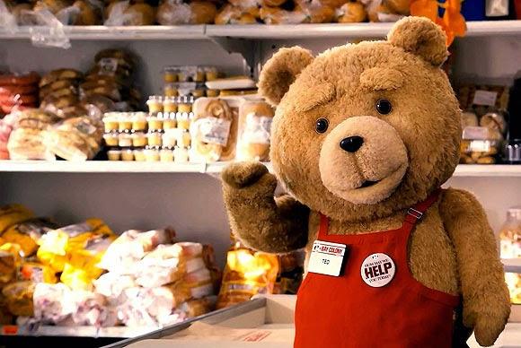 Ted 2 Seth MacFarlane sequel comedy