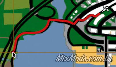 mod gps no radar como gta v para gta sa