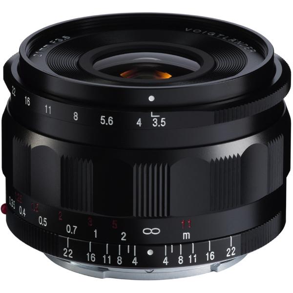 Voigtlander Color-Skopar 21mm f/3.5