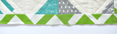 Quilt Binding Tutorial | © Saltwater Quilts 2012