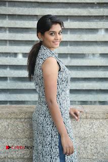 Telugu Television Actress Karuna Latest Pos In Denium Jeans  0035.JPG