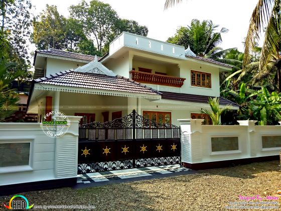 House for sale at Thodupuzha, Kerala 2017