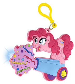 My Little Pony the Movie Enterplay LED Hangers Keychain