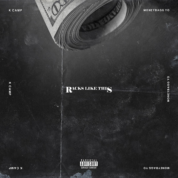 K Camp - Racks Like This (feat. Moneybagg Yo) - Single  Cover