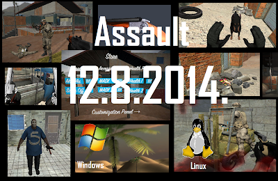 Assault Is Coming 12.8.2014.