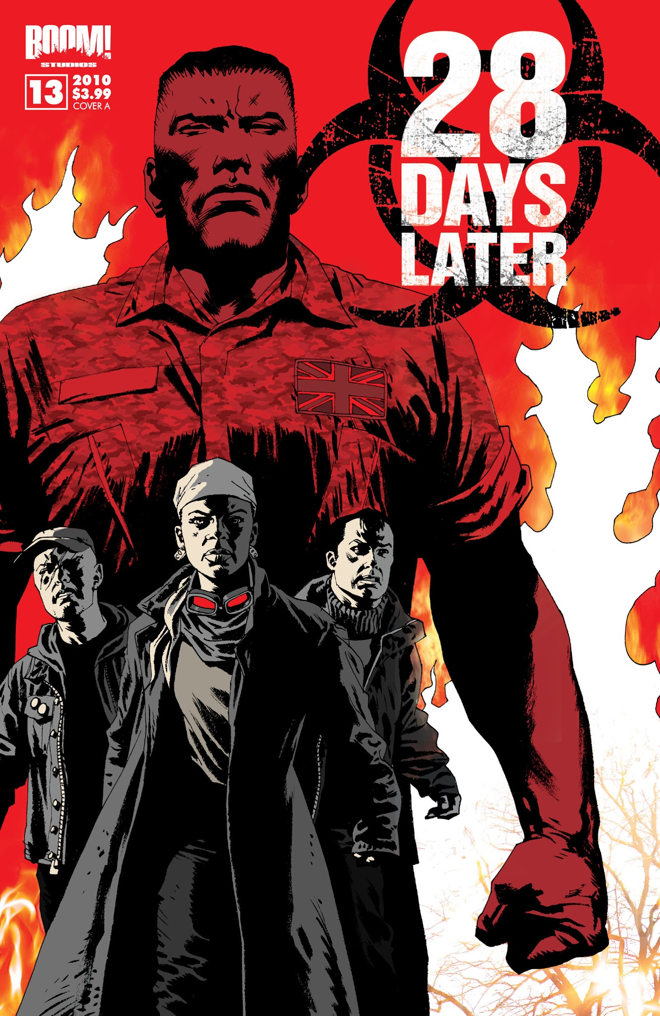 28 Days Later 13 Page 1
