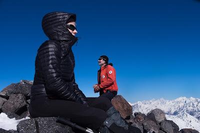 Janiina Ojanen Elbrus