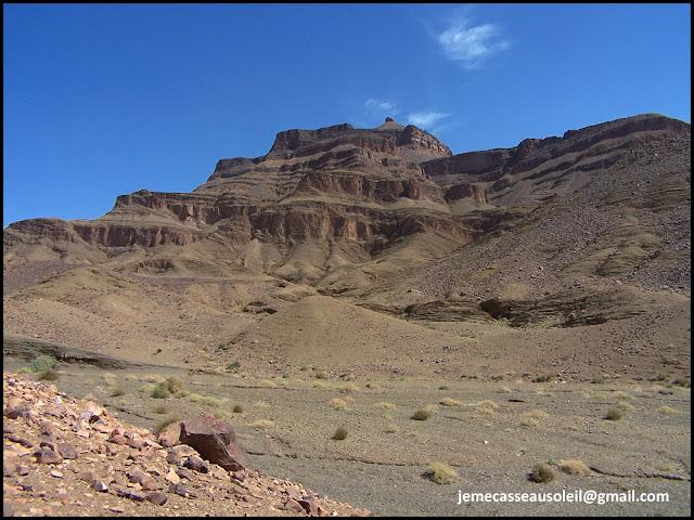 Jebel Kissane à Agdz