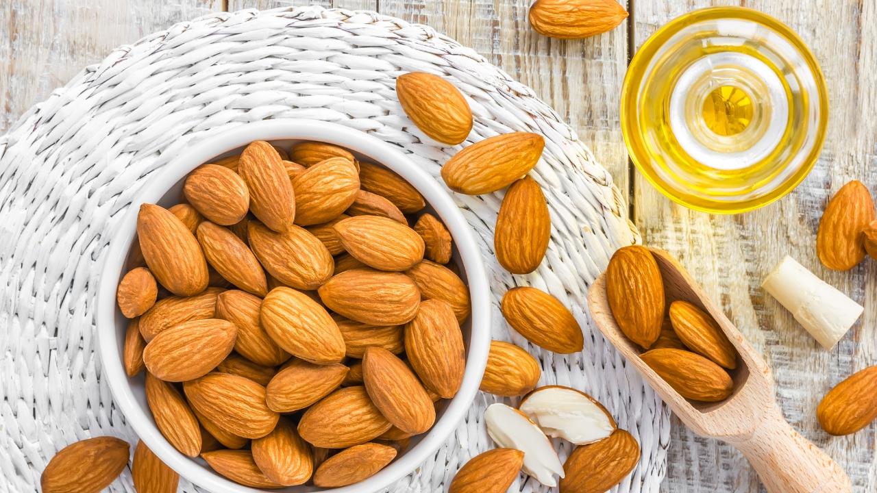 Olej ze słodkich migdałów – wielofunkcyjny kosmetyk