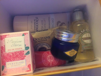 Bath, Beauty, Christmas, L'Occitane, Skin, Iris de Mouy, Luxury