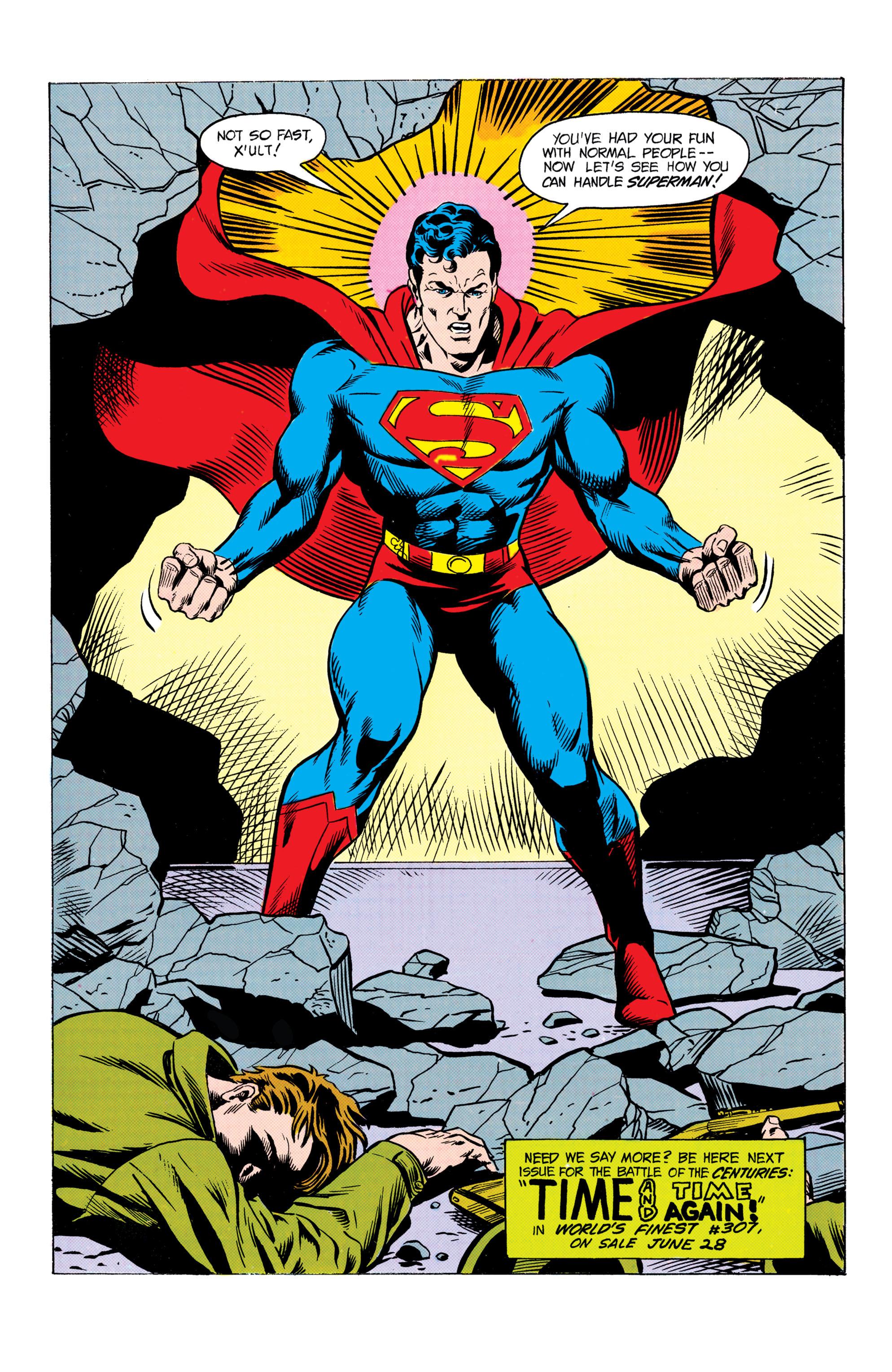 Read online World's Finest Comics comic -  Issue #306 - 24