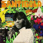 Santigold - Run the Road - Single Cover
