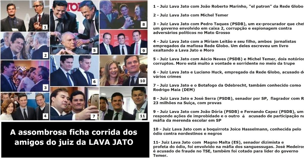 816bff7ae3 Política desmistificada  O  triplex  que está destruindo o Brasil -  GLOBO PSDB e LAVA JATO