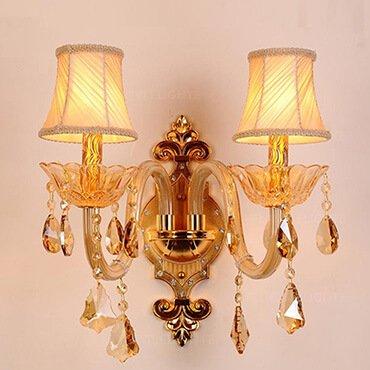 Nhấn nhá với những mẫu đèn tường trang trí HOT nhất hiện nay
