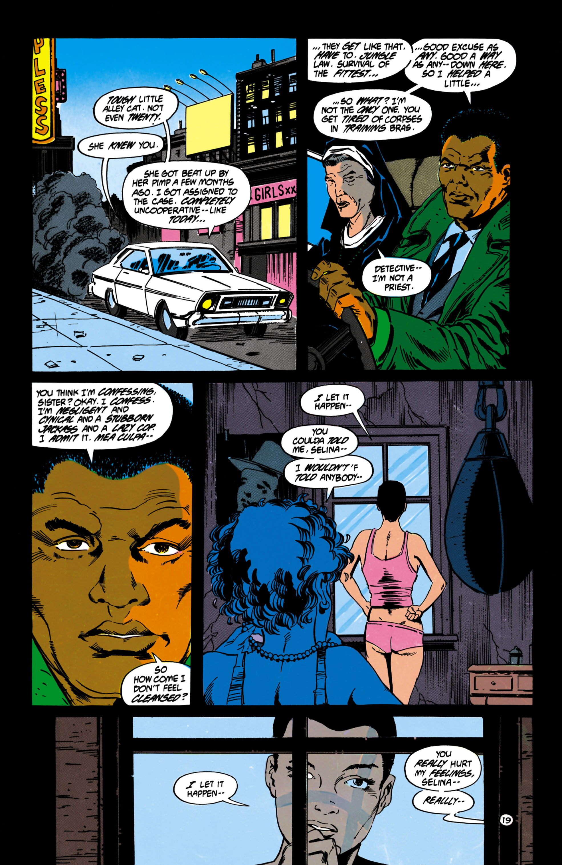 Catwoman (1989) Issue #2 #2 - English 20