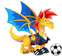 Dragon Futbolista