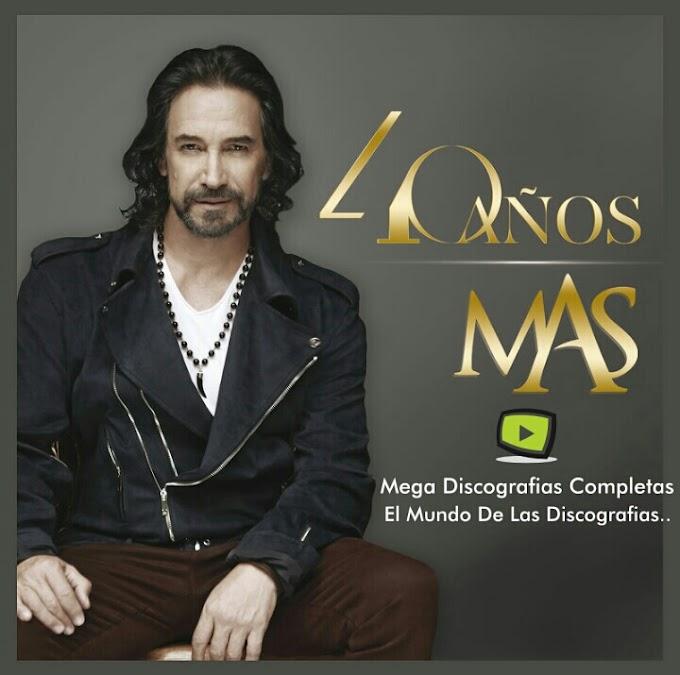 Descargar Discografia: Marco Antonio Solis