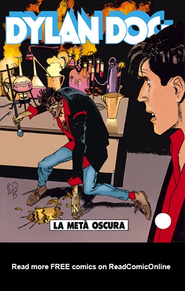 Dylan Dog (1986) 113 Page 1