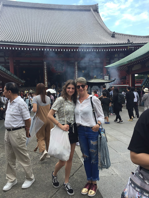 A TRIP TO TOKYO WITH MY DAUGHTER