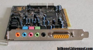 Hardware Komputer - Sound Card