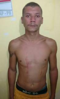 Policiais militares de Picuí capturam um dos foragidos da cadeia pública local