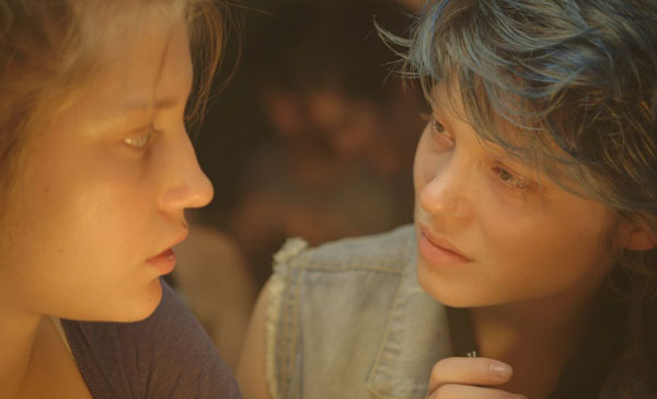 Review: BLUE IS THE WARMEST COLOR (LA VIE D'ADELE - CHAPITRES 1 & 2) (2013)