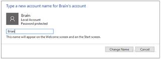 Begini Cara Mengganti Nama User di Windows 10