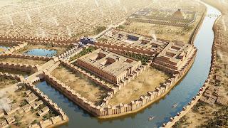 La città di Babilonia, riassunto per la scuola