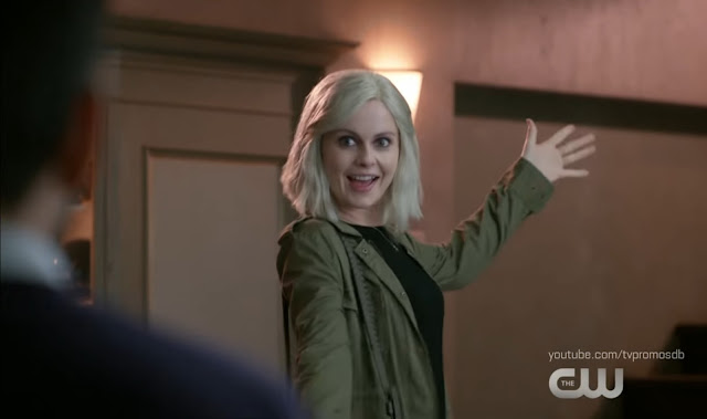 "iZombie - 4x06 - ""My Really Fair Lady"""