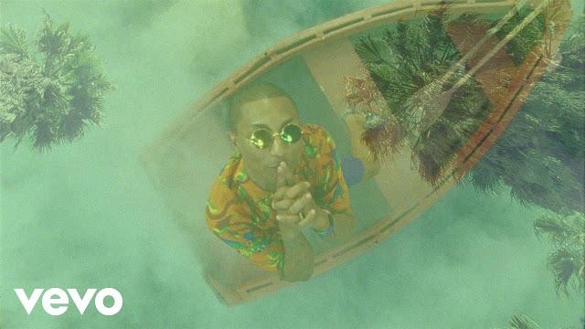 Calvin Harris Premieres 'Feels' Video ft. Katy Perry, Pharrell & Big Sean