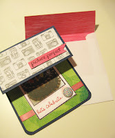Square Envelopes from CutCardStock