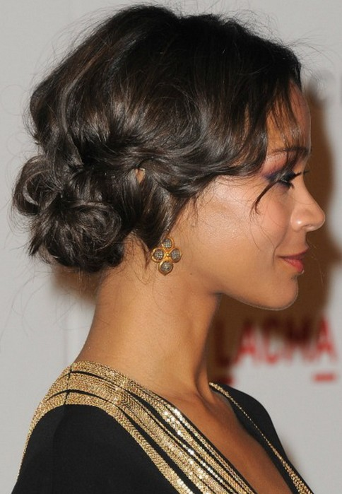 Funky Hairstyles: Prom Hairstyles For Black Girls With