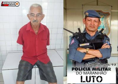Justiça libera idoso que matou Policial em Chapadinha