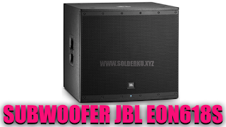 Subwoofer JBL EON618S
