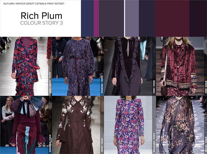 Trends Patternbank Print And Pattern Catwalk Aw