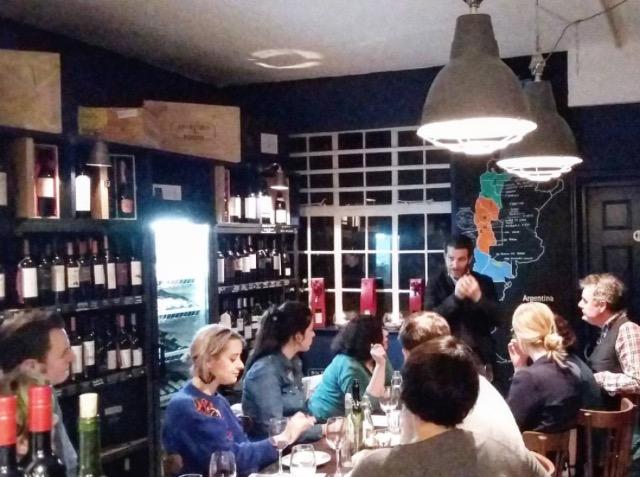 Los Vinos Espa 241 Oles Y Latinoamericanos En Londres El