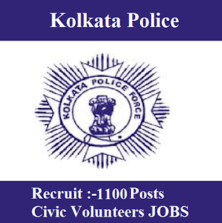 Kolkata Police Admit Card Download