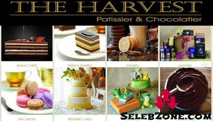 List Harga Kue Di Harvest Cakes Terbaru