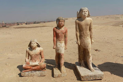 More on 4500 year old princess tomb unearthed in Egypt