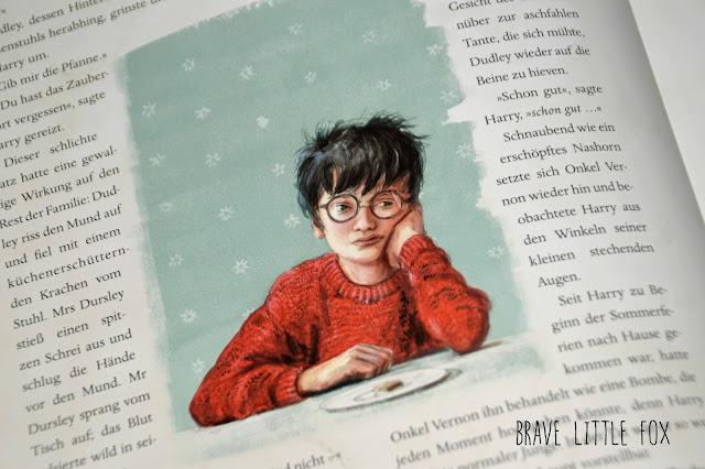 Schmuckausgabe Harry Potter und die Kammer des Schreckens
