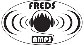 DIY Audio Electronics from Zynsonix com: Fred's Amplifiers Portable