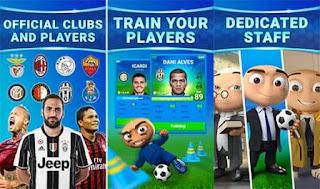Game Manager Sepak Bola Terbaik Android dan IOS - online soccer manager