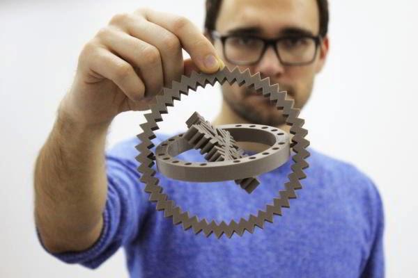 طباعة الننماذج ثلاثية الأبعاد