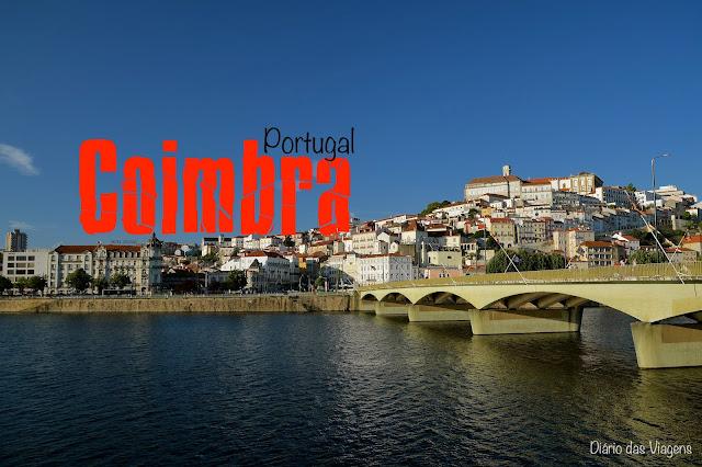 O que visitar em Coimbra, Portugal - Roteiro