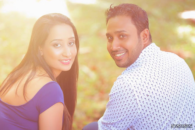 Eranda Weliange & Eranthi Rangebandara Get Married