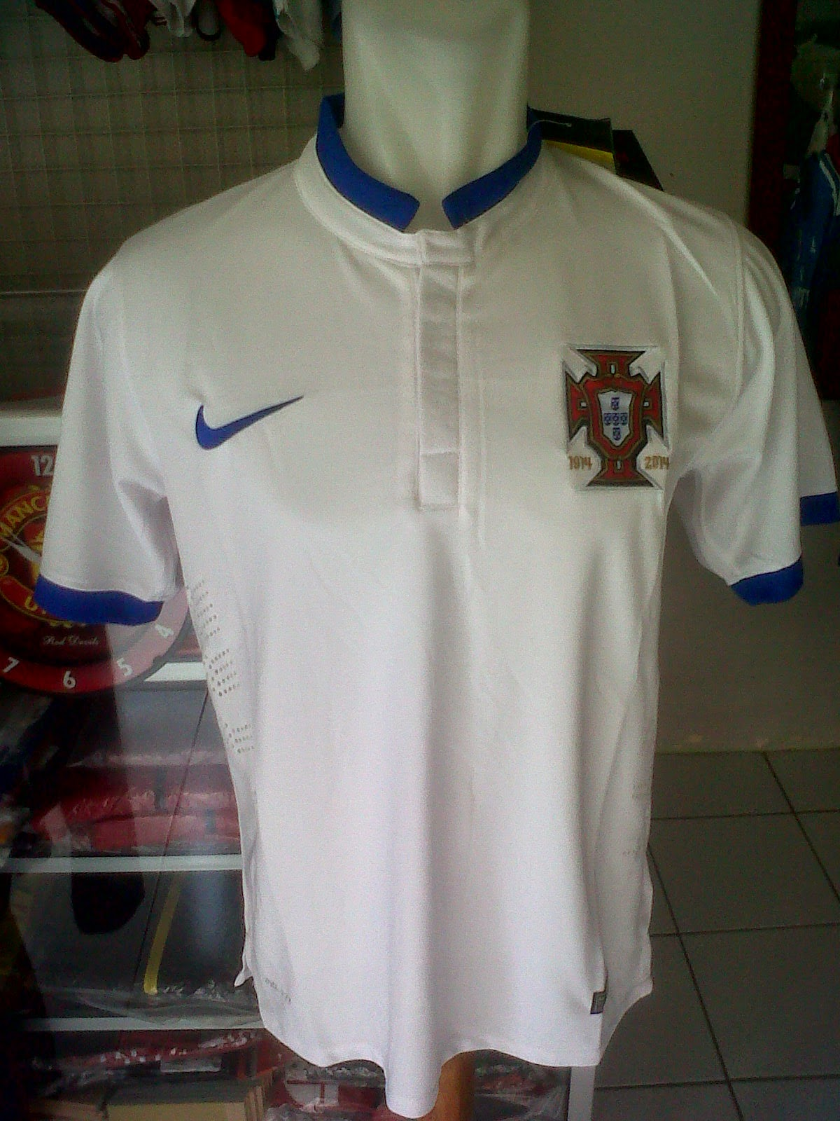 Jersey Portugal Away 2014/2016