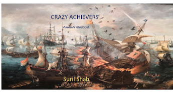 CRAZY ACHIEVERS: MAAHAN KINGDOM (Maahan Series Part One)