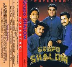 Grupo Shalom-Vol 2-Potestad-